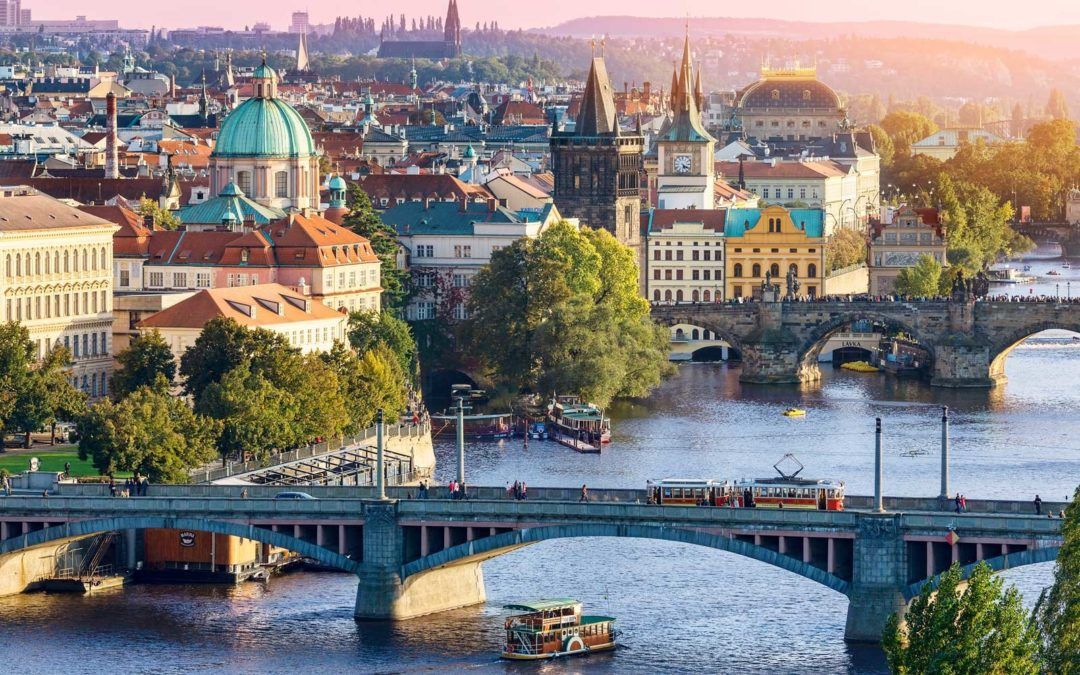Travel with STP to Vienna, Prague and Budapest!